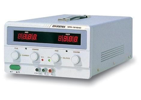 Laboratory Power Supplies - GPR-M