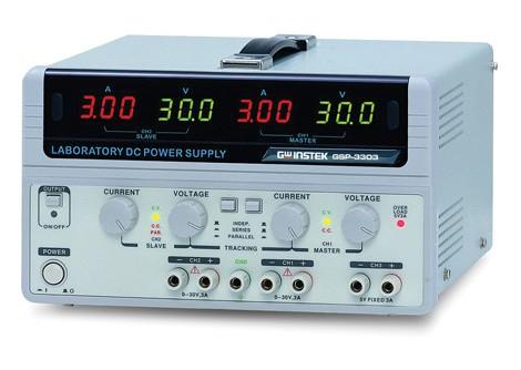 GPS Triple - Laboratory Power Supply
