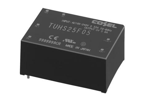 PBB7A -G  - Cosel AC/DC PCB Mounting