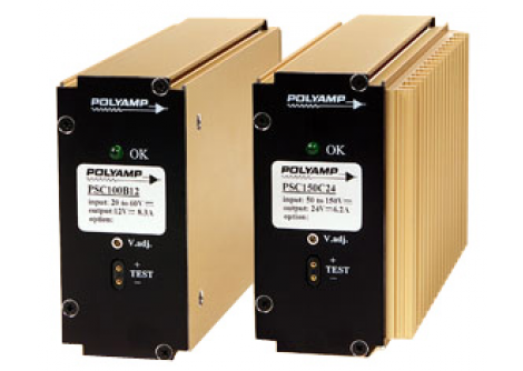 PSC Series - DC/DC Industrial Converter - Multi Outputs