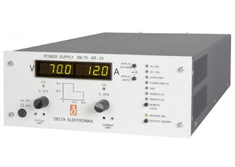 SM800 - Laboratory Power Supply