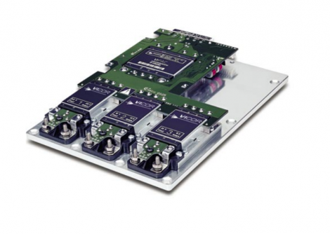 VIPAC AC/DC -  Configurable Power System