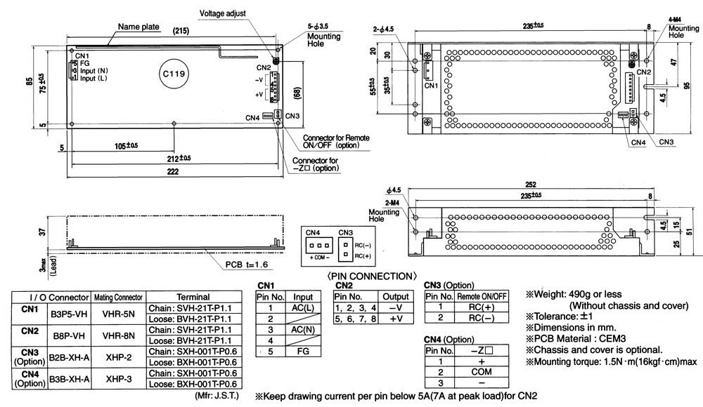 PBB11C-R 150W