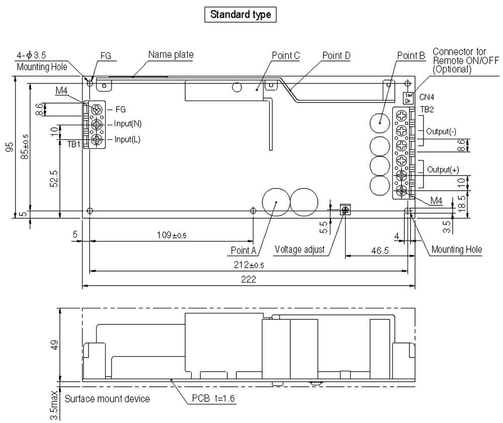 PBB13C-T  300W