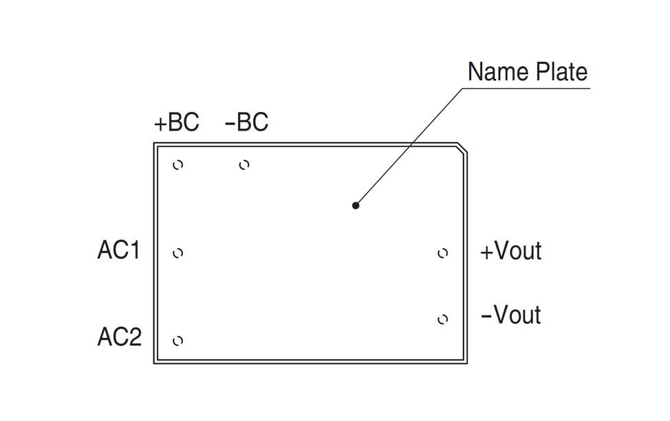 PBB7A-G 25W Input Output