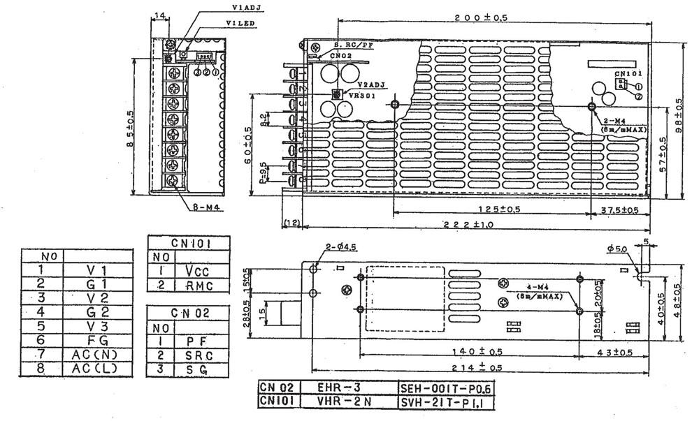 PBIC-N  120W